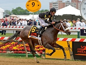 2013 Preakness winner Oxbow
