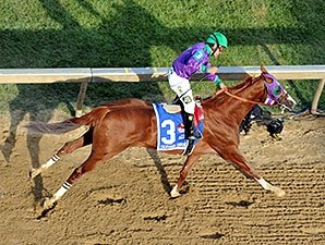 'Chrome,' Ride On Curlin Exit Preakness Well