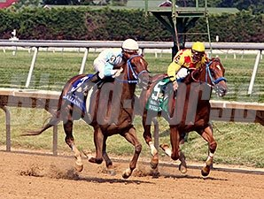Galiana won the Sweet & Sassy Stakes by 1 3/4 lengths on July 12.