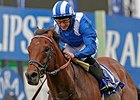 "Mukhadram and Paul Hanagan take the Coral-Eclipse Stakes.<br><a target=""blank"" href=""http://photos.bloodhorse.com/AtTheRaces-1/At-the-Races-2014/i-Rn8HqhP"">Order This Photo</a>"