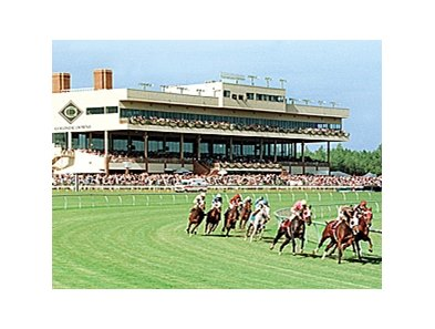 Colonial Downs opens June 9 with a 6 p.m. ET post time.