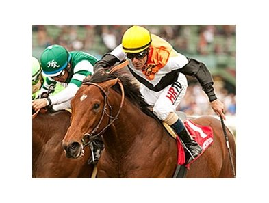 Enterprising will face 12 in the Oceanside Stakes at Del Mar on July 17.