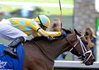 "Spring in the Air rolled late to win the Darley Alcibiades.<br><a target=""blank"" href=""http://photos.bloodhorse.com/AtTheRaces-1/at-the-races-2012/22274956_jFd5jM#!i=2130893527&k=K2P4Rkz"">Order This Photo</a>"