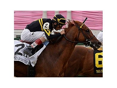 Undrafted most recently finished second in the Twin Spires Turf Sprint Stakes May 2 at Churchill Downs.