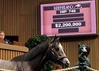 Keeneland Gross, Average Decline Slightly