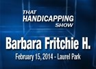 THS: Barbara Fritchie Handicap