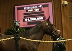Average, Median Up on Day 1 of Keeneland Sale