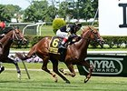 Undrafted Drills 5 Furlongs for Turf Sprint