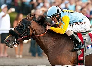 Irish Surf Opts for Classic Over Del Mar 'Cap