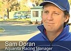 Cox Plate: Sam Doran - Racing Manager for Aquanita