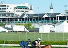 Pletcher Fillies Tune Up for Kentucky Oaks