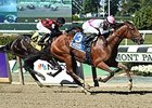 "Vyjack gets by River Rocks to take the Kelso.<br><a target=""blank"" href=""http://photos.bloodhorse.com/AtTheRaces-1/At-the-Races-2014/i-WXSrhMh"">Order This Photo</a>"