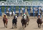 Handle Increases Continue at Belmont Park