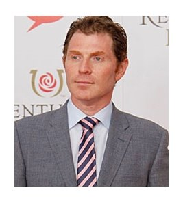 Bobby Flay is one of the new members of the NYRA board.
