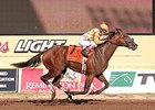 Tonito M. wins the Oklahoma Derby.