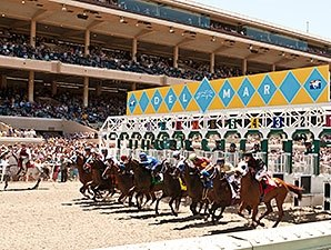 Encouraging Starts to Saratoga, Del Mar Meets