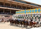Del Mar Decreases Overnight Purses
