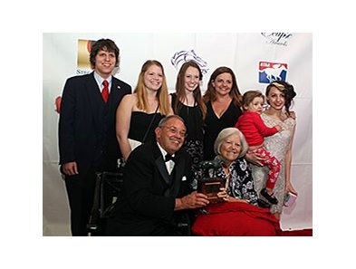 The Ramseys at the Eclipse Awards