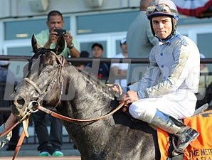 Sahara Sky in the Metropolitan Handicap.