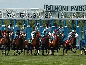 Belmont Meet Begins April 29
