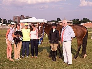 My Fantastic Lady Takes Crown at Pimlico