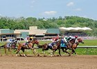 Racing at Belterra Park.