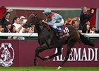 "Treve won the Qatar Prix de l'Arc de Triomphe (Fr-I). Treve is one of five finalists for the Cartier Racing Awards Horse of the Year. <br><a target=""blank"" href=""http://photos.bloodhorse.com/AtTheRaces-1/at-the-races-2013/27257665_QgCqdh#!i=2814170332&k=c"