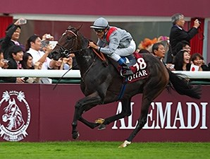 Treve is set to make her highly anticipated 2014 debut  April 26 in the Prix Ganay at Longchamp.
