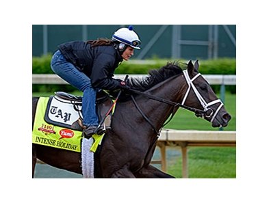 "Starlight Racing partners will donate large sums to two organizations for the purpose of funding research into laminitis in memory of Intense Holiday. Intense Holiday was euthanized June 12 after developing laminitis in both forelimbs. <br><a target=""blan"