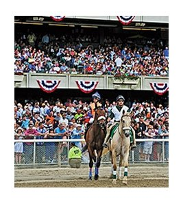 The June 7th Belmont crowd will enjoy much more than the Belmont Stakes.