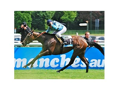 Avenir Certain wins the Poule d'Essai des Pouliches.