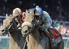 "Sweet Reason and Irad Ortiz Jr take the Test at Saratoga.<br><a target=""blank"" href=""http://photos.bloodhorse.com/AtTheRaces-1/At-the-Races-2014/i-NTzFttV"">Order This Photo</a>"