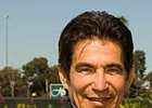 Hall of Fame jockey Laffit Pincay Jr.
