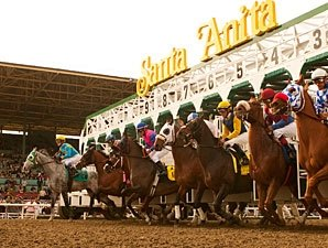 Successful Opening Day for Santa Anita