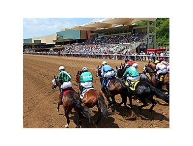 Belterra Park, formerly called River Downs, paid $8.31 million in purses, including $2.72 million for Ohio-breds, in 2014, according to The Jockey Club Information Systems.