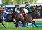 "Hardest Core and Eriluis Vaz take the Arlington Million over Magician<br><a target=""blank"" href=""http://photos.bloodhorse.com/AtTheRaces-1/At-the-Races-2014/i-MTs7nXc"">Order This Photo</a>"