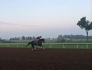 Back on Dirt at Keeneland; New Track Opens
