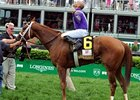 "Kentucky Oaks winner Princess of Sylmar<br><a target=""blank"" href=""http://photos.bloodhorse.com/AtTheRaces-1/at-the-races-2013/27257665_QgCqdh#!i=2491690123&k=3cMDjgD"">Order This Photo</a>"