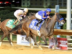 Charles Town 2013 Wagering Just Shy of Record