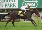 Watsdachances wins the Miss Grillo Stakes.