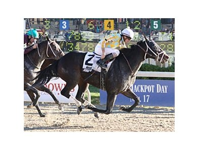 Prospective won the 2012 Delta Mile.