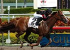 "Sugar Swirl rolls to victory in the Shirley Jones.<br><a target=""blank"" href=""http://www.bloodhorse.com/horse-racing/photo-store?ref=http%3A%2F%2Fpictopia.com%2Fperl%2Fgal%3Fprovider_id%3D368%26ptp_photo_id%3D4008326%26ref%3Dstory"">Order This Photo</a>"