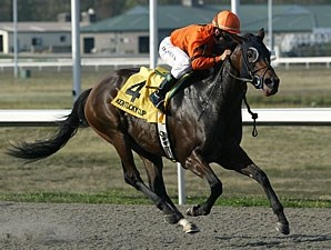 Bear now wins the 2008 Kentucky Cup Distaff