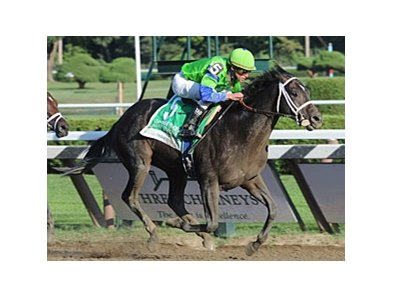 Boys At Tosconova in the Hopeful Stakes.