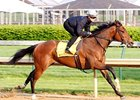 Homeboykris worked six furlong in 1:14 4/5 April 21 at Churchill Downs.