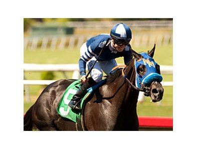 Camp Victory won the Triple Bend Handicap on June 30.