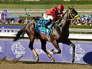 Trinniberg Faces Vital Test at Santa Anita