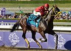 Trinniberg tries to get back to the Winner's Circle in the Santa Anita Sprint Championship.