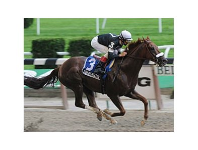 "Commentator cruises in the Kashatreya Stakes.<br><a target=""blank"" href=""http://www.bloodhorse.com/horse-racing/photo-store?ref=http%3A%2F%2Fpictopia.com%2Fperl%2Fgal%3Fprovider_id%3D368%26ptp_photo_id%3D8230992%26ref%3Dstory"">Order This Photo</a>"
