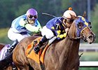 Living The Life won the grade II Presque Isle Downs Masters Stakes in 2014.
